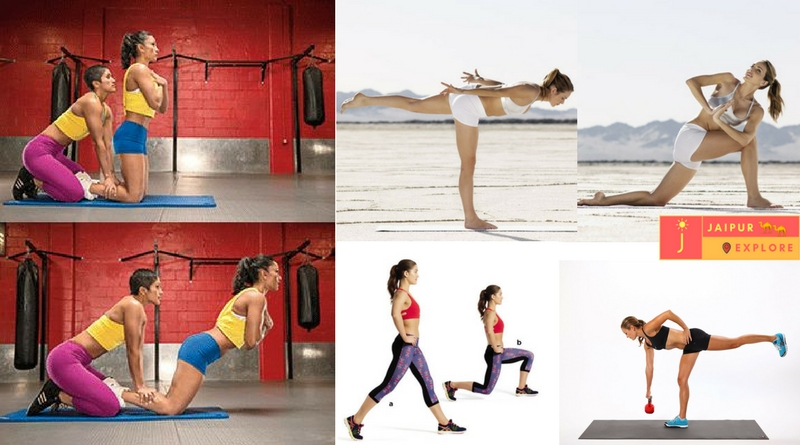 A Workout to Help You Build Strong and Shapely Legs