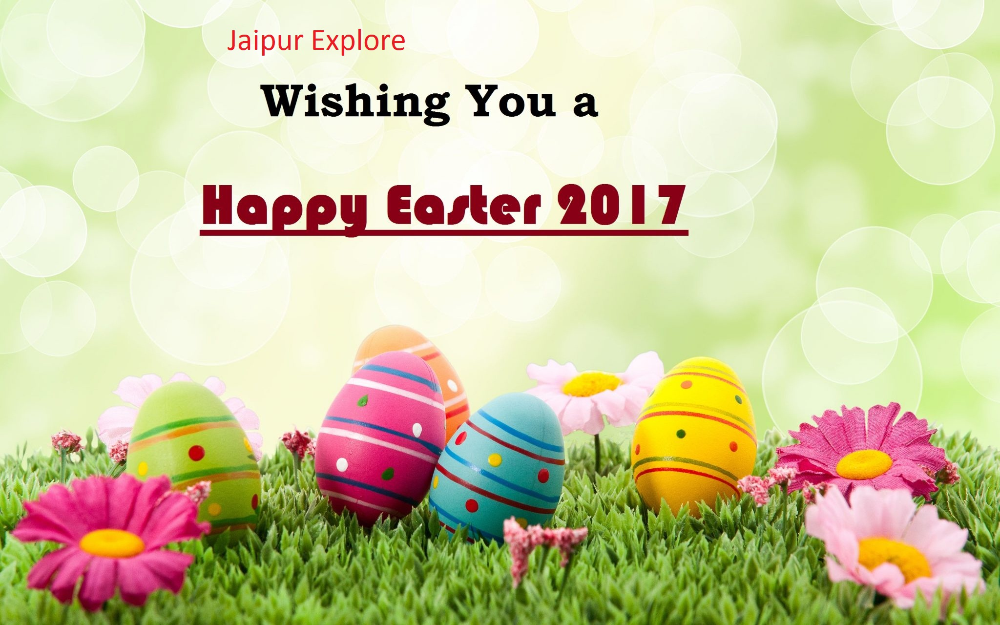 Happy Easter Sunday Greetings 2017 Jaipur Explore