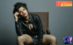 An exclusive interview with the Most Beautiful Actress & model Prachi Solanki By 'Mehul suthar' (1)