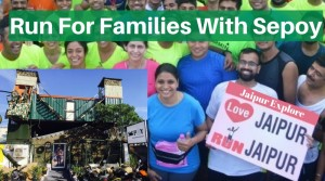 Run For Families With Sepoy