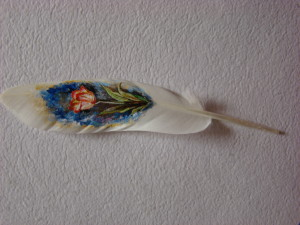 feather art 2