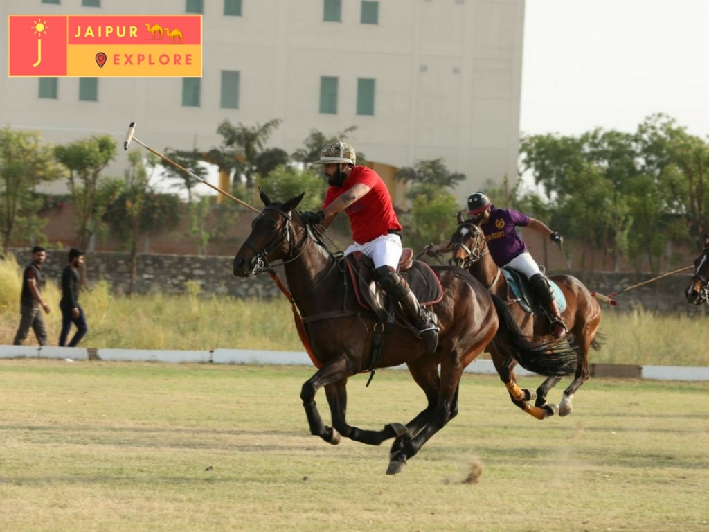 Jaipur Polo League 51