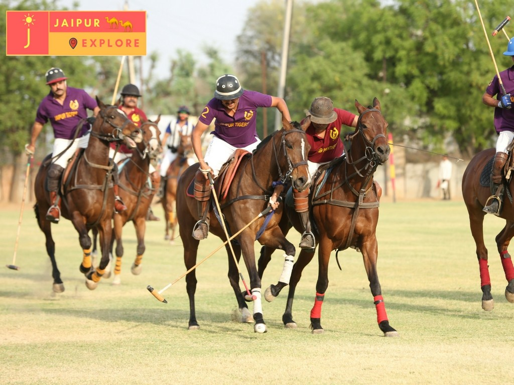 Jaipur Polo League 53
