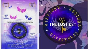 Mystical Magical Adventures The Lost key - 21st April 2018 Jaipur