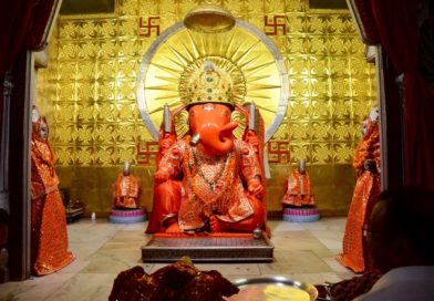 Jaipur is all set to welcome the Ganesha tomorrow