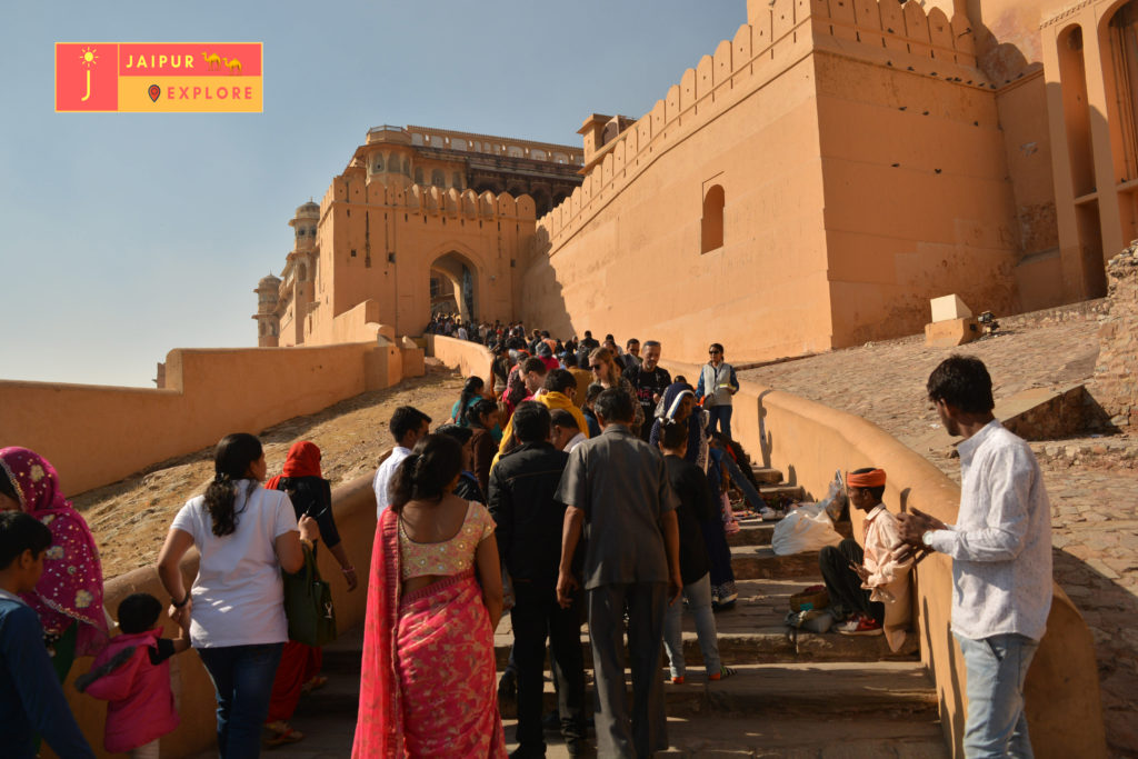 Jaipur Explore Amer Fort Sumit Photography